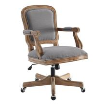 Martha Office Chair Light Gray