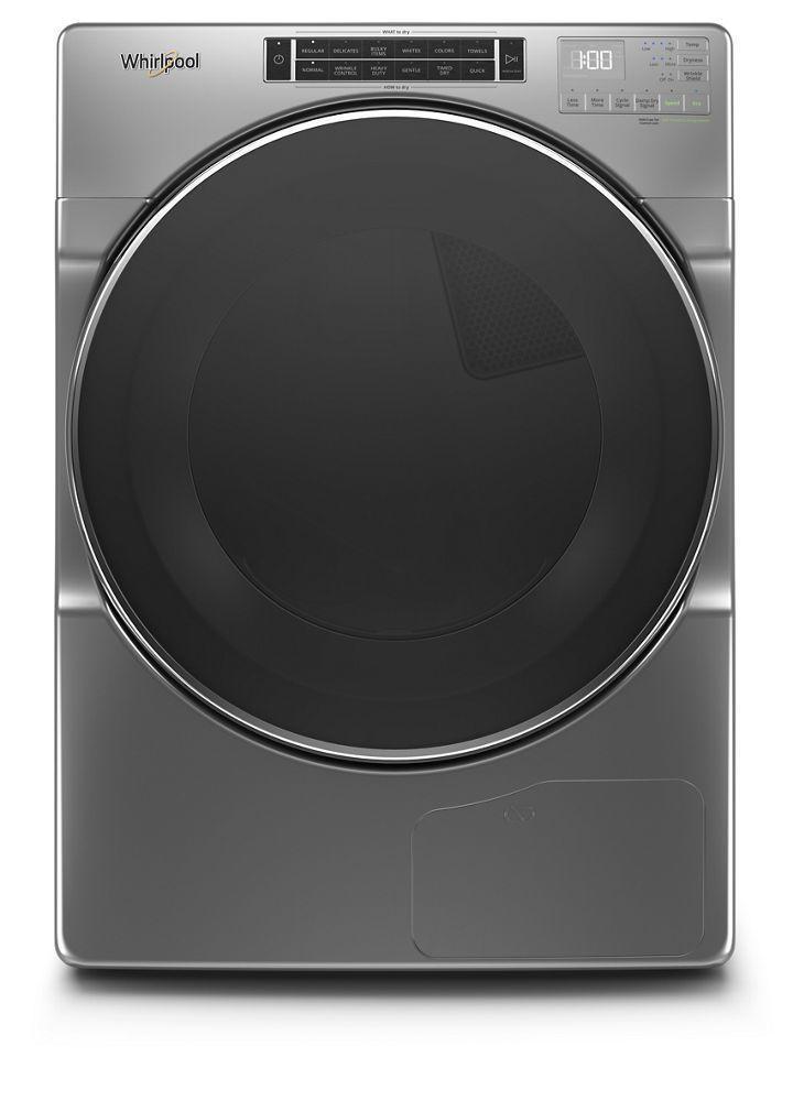 Whirlpool7.4 Cu. Ft. Front Load Hybrid Heat Pump Dryer