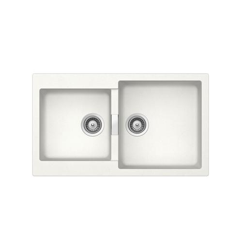 Alpina Built-in sink Signus N-200 stackpacked incl. automatic drain kit