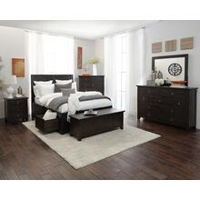 Kona Grove Cal King Storage Bed- Headboard Only