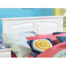 Monterey Headboard Full White
