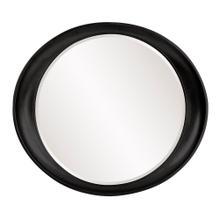 See Details - Ellipse Mirror - Glossy Black