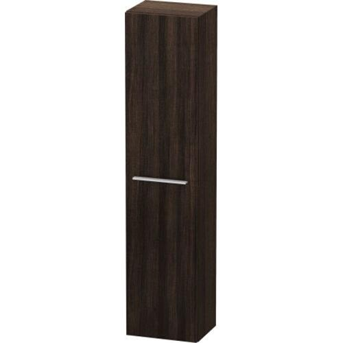 Duravit - Semi-tall Cabinet, Chestnut Dark (decor)