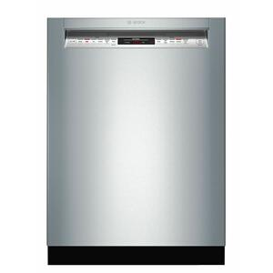 Bosch800 Series Dishwasher 24'' Stainless steel SHEM78Z55N