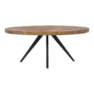 See Details - Parq Oval Dining Table