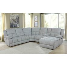 See Details - 6 PC Power Sectional