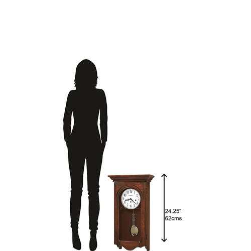 Howard Miller Jennelle Chiming Wall Clock 620445