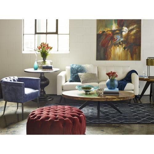Moe's Home Collection - Parq Oval Coffee Table