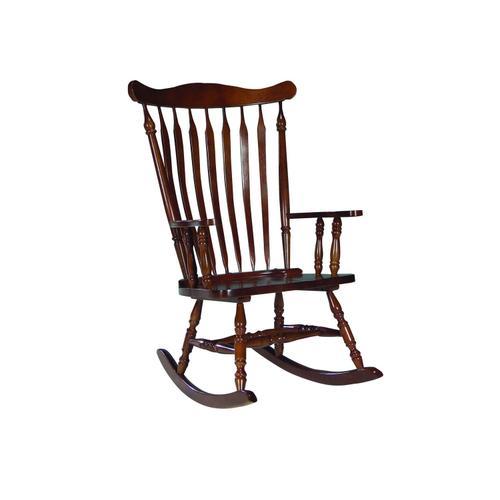 John Thomas Furniture - Colonial Rocker in Cherry