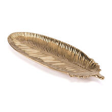 Small Feather Gold
