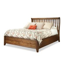 Complete Sleigh Bed