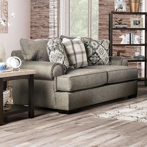 Furniture of America - Debora Love Seat