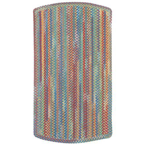 American Legacy Primary Multi Braided Rugs (Custom)