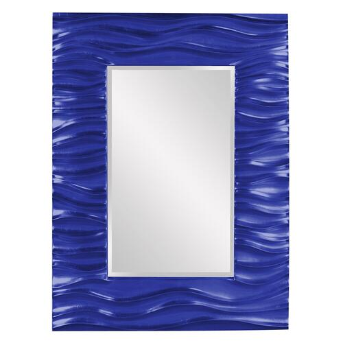 Howard Elliott - Zenith Mirror - Glossy Royal Blue