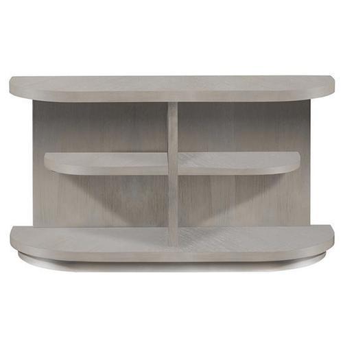 Sofa/Console Table - Pearlized Gray Finish