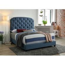 See Details - Blake Queen Bed, Blue