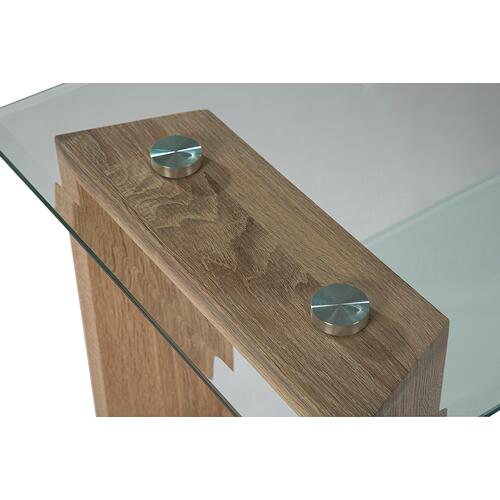Modena Sofa Table Complete -beech
