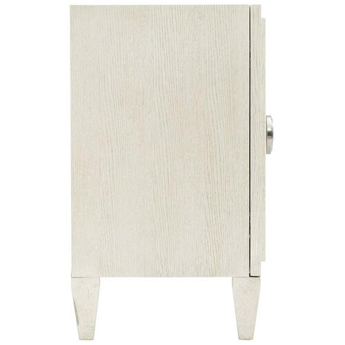 Allure Entertainment Console in Manor White (399)
