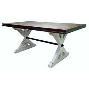 Million Dollar Rustic - White Springs Dining Table