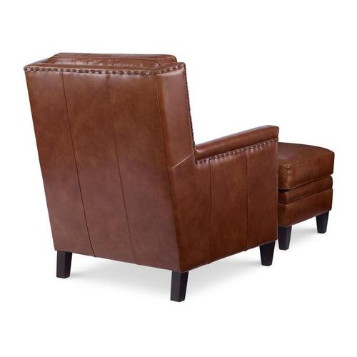 Century Furniture - Bernard Chair & Ottoman