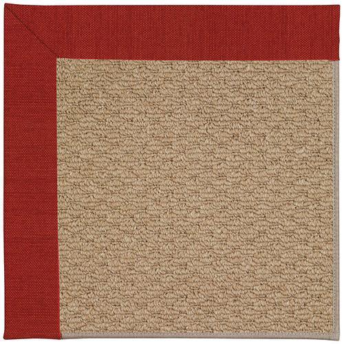 Creative Concepts-Raffia Canvas Cherry Machine Tufted Rugs