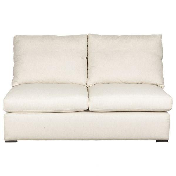 See Details - Classic Armless Sofa