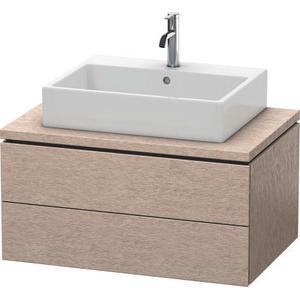 Vanity Unit For Console, Cashmere Oak