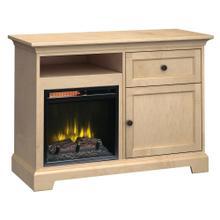 See Details - Howard Miller Fireplace Custom TV Console FP46J