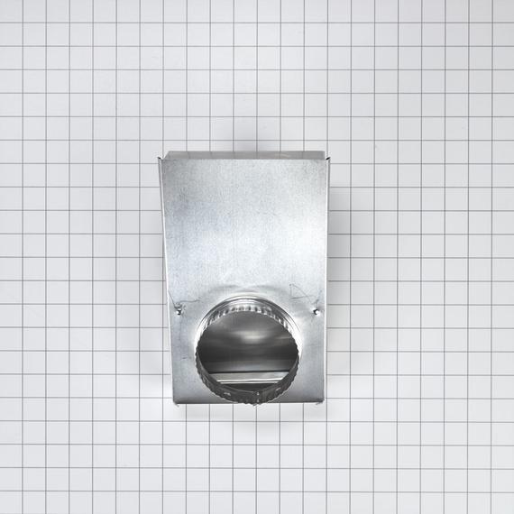Dryer Exhaust Periscope Kit