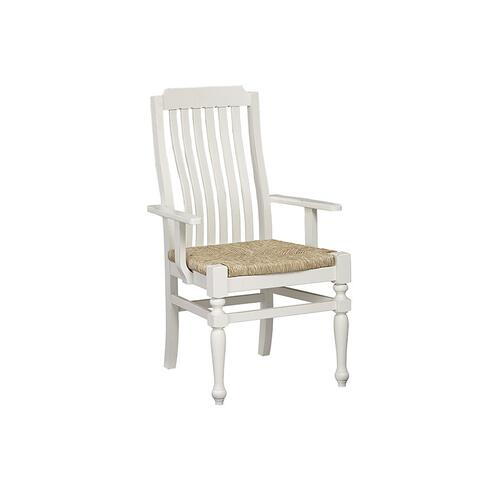 Arm Chair - Seagrass Seat