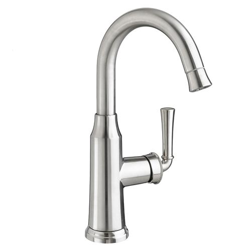 Portsmouth 1 Handle High Arc Pull Down Bar Sink Faucet  American Standard - Polished Chrome