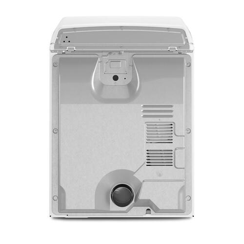 Whirlpool - 7.0 Cu. Ft. Top Load Electric Moisture Sensing Dryer