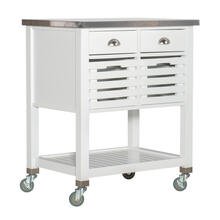 Robbin Wood Kitchen Cart