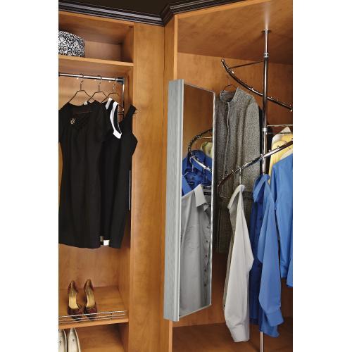 Rev-A-Shelf - CM-1448-SN-1 - Pullout Closet Mirror