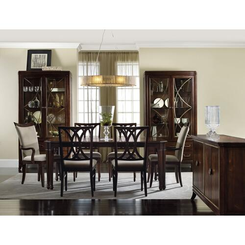 Dining Room Palisade Rectangle Dining Table