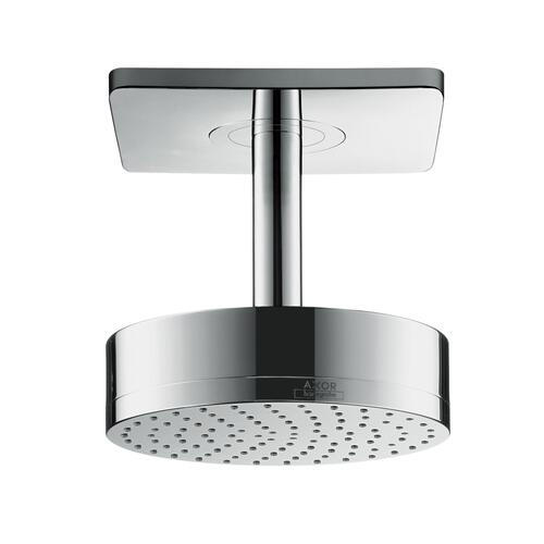 Polished Gold Optic Overhead shower 180 1jet