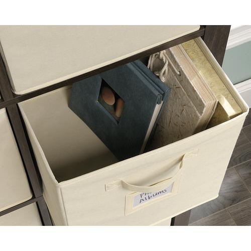 Sauder - 8-Cube Organizer