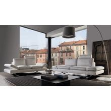 Product Image - Divani Casa Origami 634 Modern Leather Sofa Set Category 2