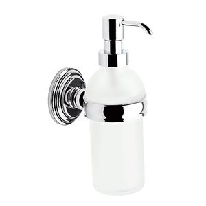 Oil Rubbed Bronze - Hand Relieved Soap/Lotion Dispenser Product Image