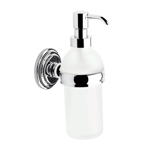 Oil Rubbed Bronze - Hand Relieved Soap/Lotion Dispenser