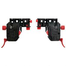 See Details - 4-way Adjustable Clip with Plastic Base for USE58-500 Series Synchronized Undermount Slides