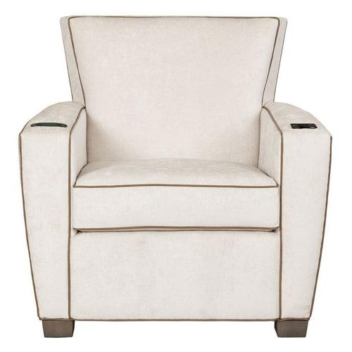 Fairfield - Payton Lounge Chair with Cupholder, UV-C