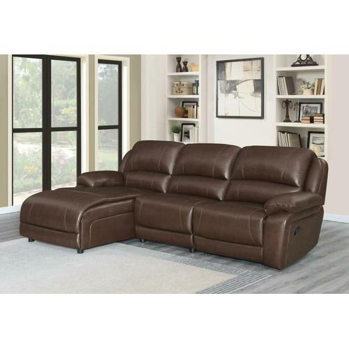 Coaster - 3 PC Motion Sectional (3r)