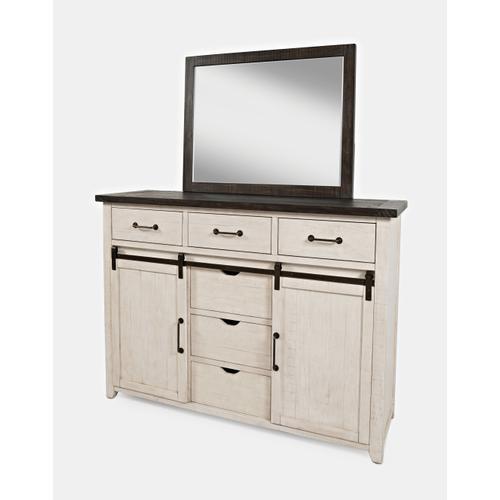 Jofran - Madison County Dresser & Mirror