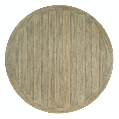Dining Room Surfrider 60in Rattan Round Dining Table