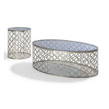 Product Image - Quatrefoil Coffee Table