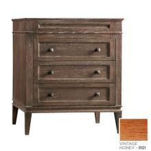 """See Details - Laurel 30"""" Bathroom Vanity Cabinet Base in Vintage Honey"""