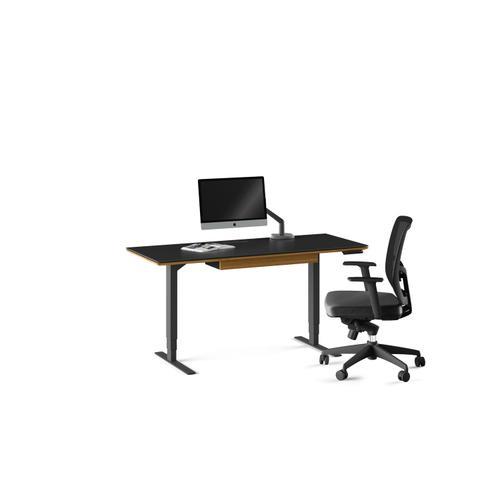 """BDI Furniture - Sequel 20 6151 Standing Desk  60""""x24"""" in Natural Walnut"""