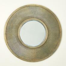 See Details - Sunray Mirror-Antique Brass