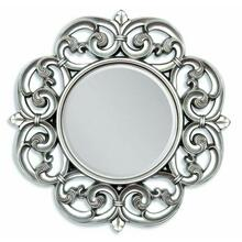 ACME Gerald Accent Mirror (Wall) - 97061 - Silver